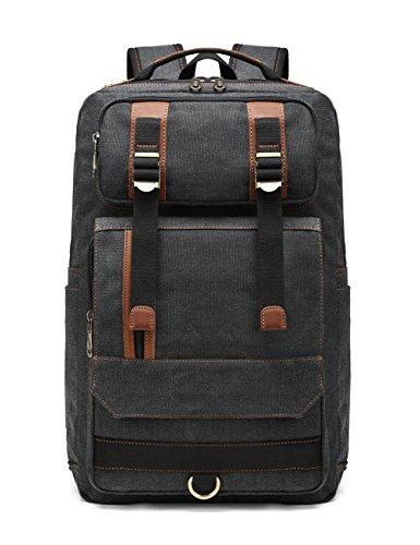 vintage backpack for hiking - 4