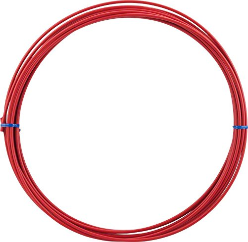 SHIMANO S.I.S. SP-41 Housing Gear Cable, 10mx4mm, Red by SHIMANO