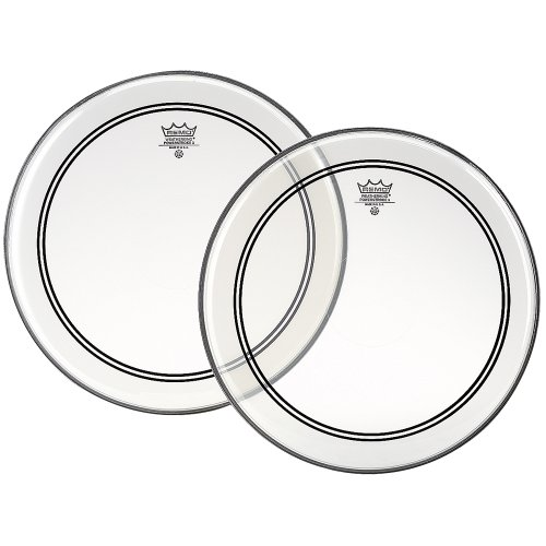 Remo Powerstroke Clear Bass Drumhead