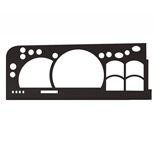 02 Carbon Fiber Dash Trim - 4