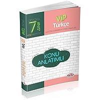 Editör 7. Sınıf VİP Türkçe Konu Anlatımlı-YENİ