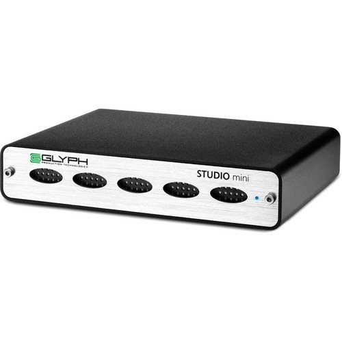 Glyph Studio mini (USB 3.0, FW800, eSATA) (2TB (5400RPM)) by Glyph