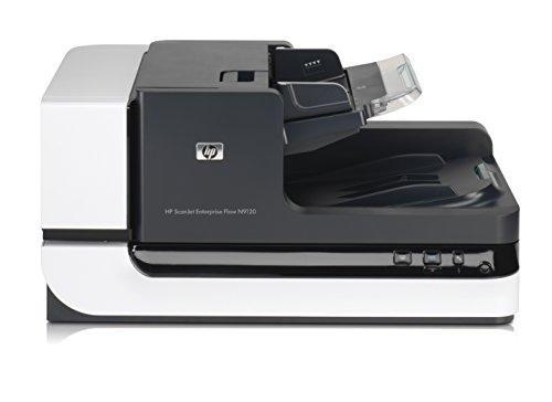 HP ScanJet Enterprise Flow N9120 Flatbed OCR Scanner by HP
