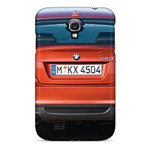 Hot Bmw 1 Series Coupe Rear First Grade Tpu Phone Cases For Galaxy S4 Cases Covers