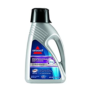 Bissell Professional Deep Cleaning with Febreze Freshness Spring & Renewal Formula, 2515A, 48 ounces