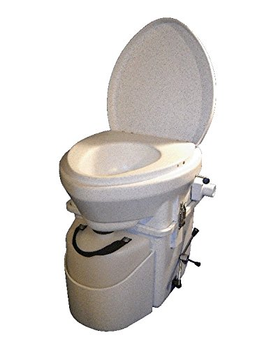 Nature's Head Composting Toilet with Spider Handle by Nature's Head ()