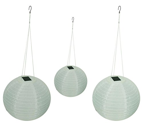 Japanese Lantern Lights Outdoor