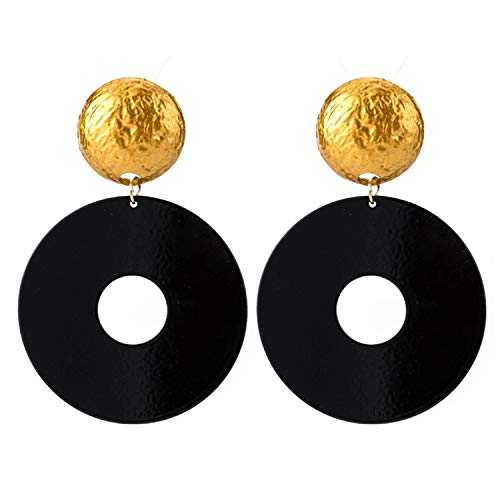 Fashion Hollow Out Earrings for Women Jewelry Multilayer, used for sale  Delivered anywhere in USA