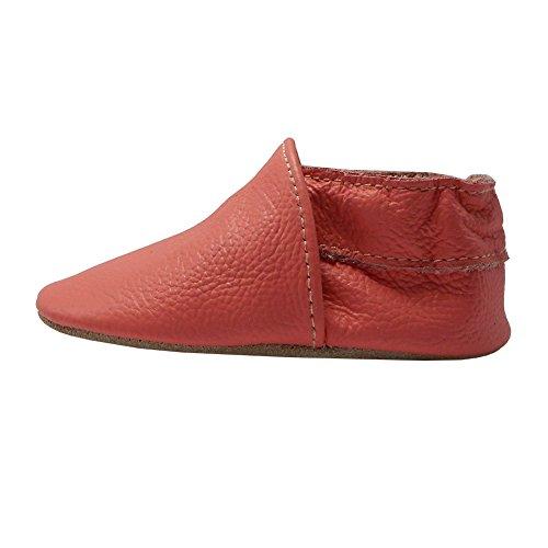 93f579248ed68 YIHAKIDS Chaussures Bébé Chaussons Bébé Chaussons Cuir Souple Chaussures  Cuir Souple Premiers Pas Bébé Fille Chaussures