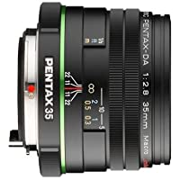 Pentax DA 35mm f2.8 Macro Lens for Pentax K Mount Camera