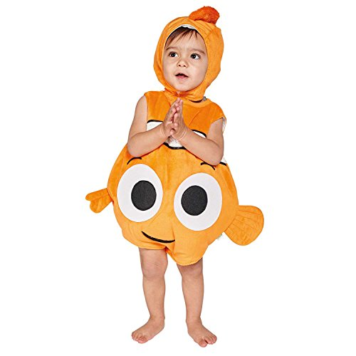 Disney Finding Nemo Tabard with Feature Hat Age 18-24 Months -
