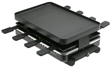 Raclette Grill Australia amazon com swissmar kf 77041 8 person raclette with