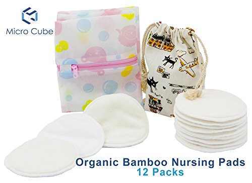 Micro Cube Nursing Pads Hypoallergenic product image