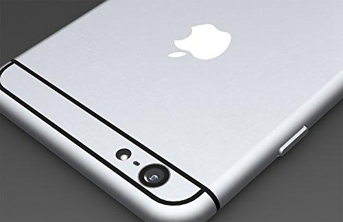 White Apple Logo Color Changer Vinyl Sticker Decal iPhone 6,Plus,5s,5c