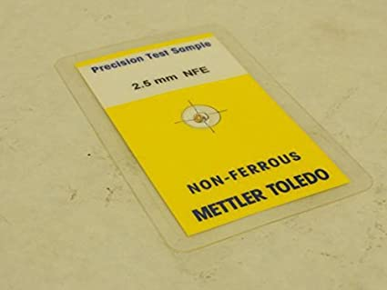 Image Unavailable. Image not available for. Color: Mettler-Toledo TC10250NF Metal Detector ...