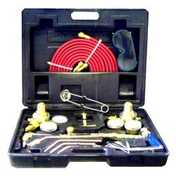 Gas Welding and Cutting Torch Kit Victor Type Professional Grade Set