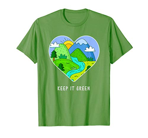 Keep it Green Save the Planet Shirt Earth Day 2019 Gift Idea