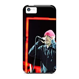 Durable Hard Cell-phone Cases For Iphone 5c With Provide Private Custom High-definition Red Hot Chili Peppers Image AlissaDubois