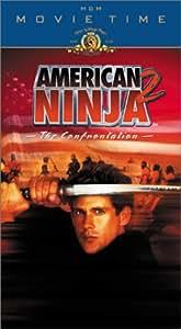 American Ninja 2 - The Confrontation [VHS]