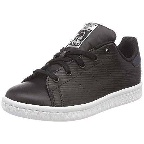 outlet store 80aa8 df33f 70% OFF Adidas Stan Smith J, Zapatillas de Deporte Unisex Niños