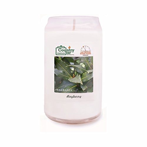 Country Jar BAYBERRY CANdle (14.5 oz. (Bayberry Jar Candle)
