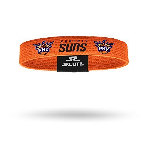 Officially Licensed NBA Wristbands (Small, Phoenix Suns)