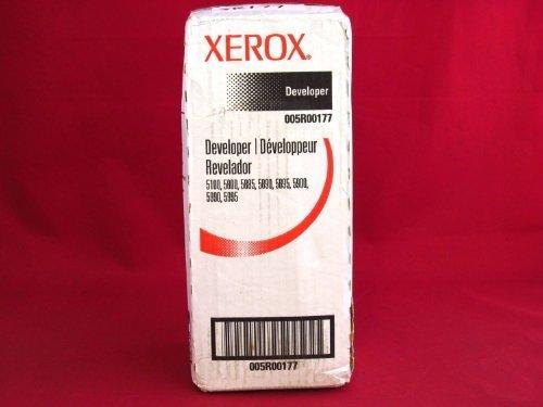 xerox black developer - 7