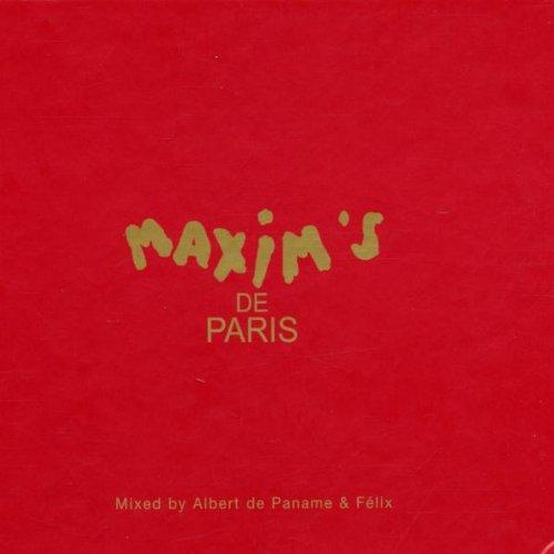 Maxim's De Paris (Maxims Chocolate)