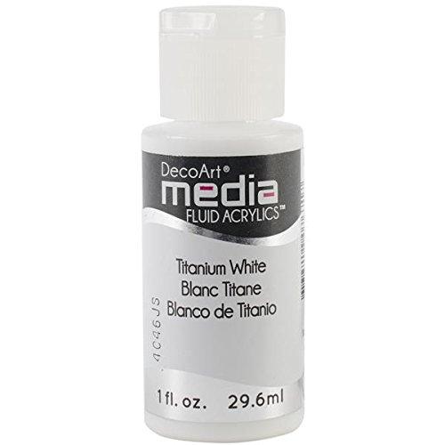 media fluid acrylic paint