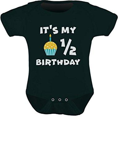 Tstars - It's My Half Birthday Outfit Baby