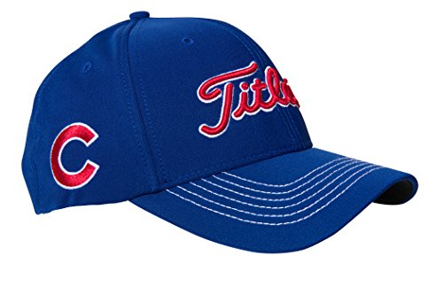 a72324cdbed Titleist Chicago Cubs MLB 2016 Stretch Fit Hat