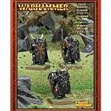 Games Workshop - 99120201008 - Warhammer - Figurine - Guerriers Du Chaos (X3)