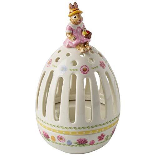 - Villeroy & Boch Tealight Holder, Hard Porcelain Multicoloured, 16cm
