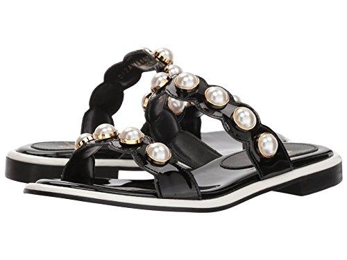 [シューコンマボニー] レディース サンダル Pearl Ornament Flat Sandals [並行輸入品]