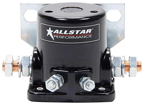 (Allstar ALL76203 Black Starter Solenoid)