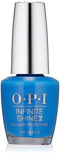 OPI Infinite Shine, Tile Art to Warm Your Heart