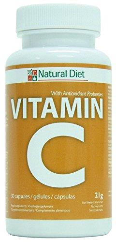 Vitamina C en comprimidos masticables de 500mg (60 comp.)