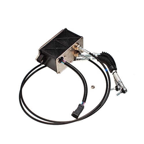 Mover Parts Throttle Motor 120-0002 1200002 For Caterpillar 311B 312B 312B L Excavator 6 Wires