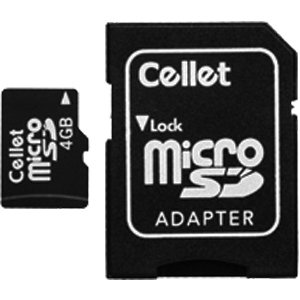 Perfect Upgrade Travel Pack: Includes a Crystal Clear HD Noise Filter Handsfree with Mic and Mute Button + Includes a 4GB Micro SD Card with SD Adaptor + Includes a USB Data Sync Cable for your eReader (Mini USB Type) + Includes a 3.5mm Stereo Audio Cable