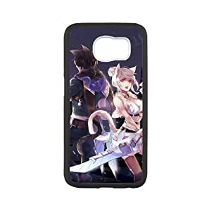 Fashional Style Design League Of Legends Riven Hard Plastic Case For Samsung Galaxy S6 Best Futures (3)
