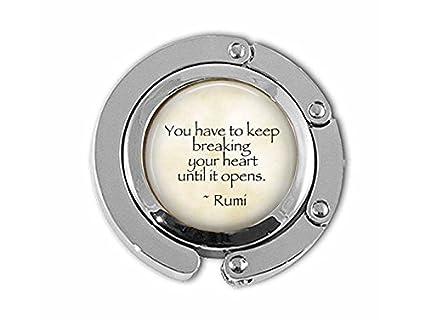 Amazon Rumi Healing Quote Hanger Inspirational Healing
