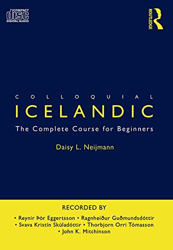 Colloquial Icelandic: The Complete Course for Beginners (Colloquial Series)