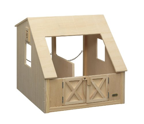 Breyer Traditional Wood Horse Stable Toy Model (1: 9 Scale), 11.625L x 11