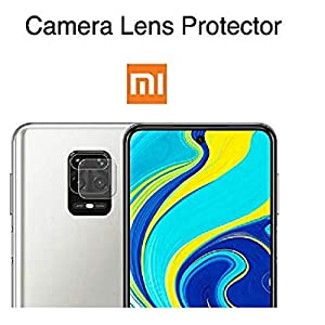 Camera Lens Protector 9H Flexible for Redmi Mi Note 9 Pro