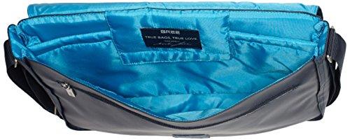 Messenger L Slate Punch BREE Multicolour multicolour W17 Mehrfarbig 711 64pEnF