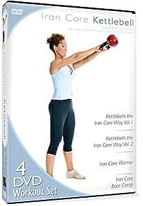 Iron Core Kettlebell Workout
