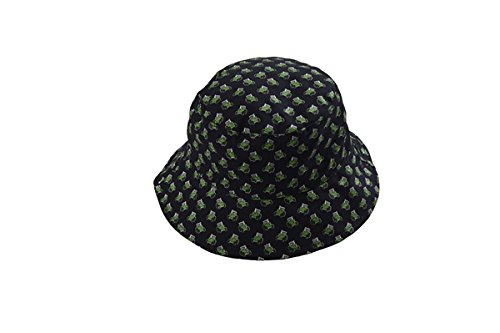 Tractor Ted Navy and Green Bucket Hat Sunhat for Toddlers