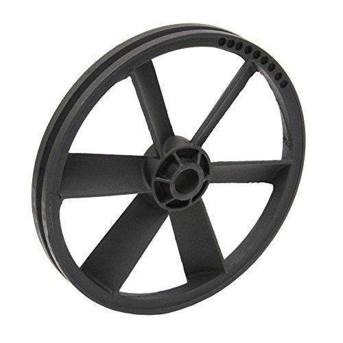 air compressor flywheel - 2