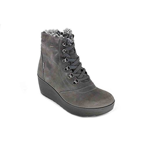 IGI&CO , Damen Sneaker Grau dunkelgrau