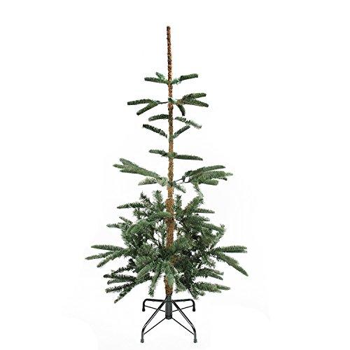 Northlight Noble Fir Layered Artificial Christmas Tree -Unlit, 4.5', Green ()